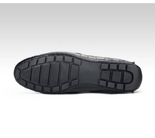 giày da cá sấu cao cấp ga1301